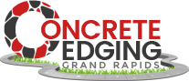 Concrete Edging Grand Rapids Logo